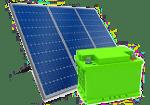 Solarstrompeicher
