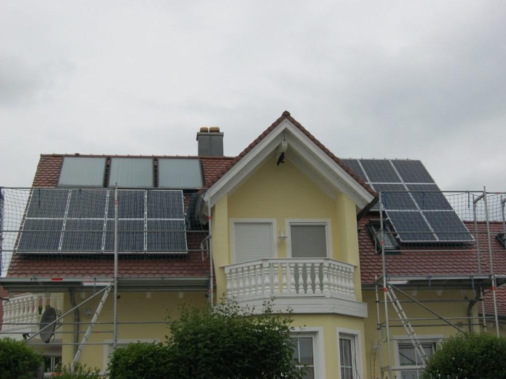Solaranlage Steinsberg