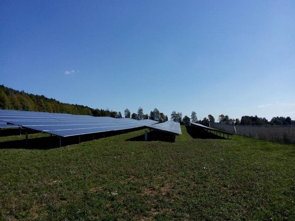 Solarpark Parsberg